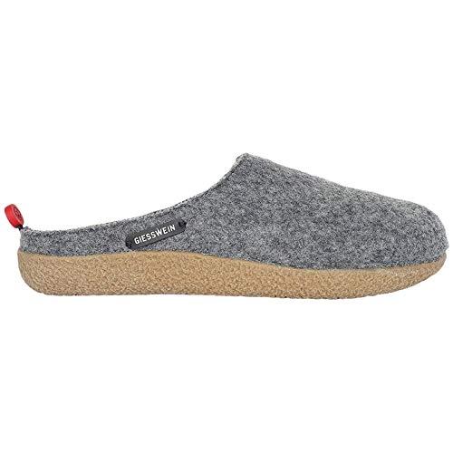 Guess Lined Sandals - Giesswein Womens Vorbach Wool Schiefer Sandals 9 US