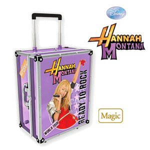 2010 Hallmark Ornament Traveling In Style Hannah Montana