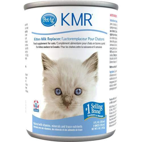 (Kmr Liquid Milk Replacer For Cats,)