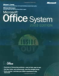Microsoft® Office System Inside Out -- 2003 Edition (BPG-Inside Out)