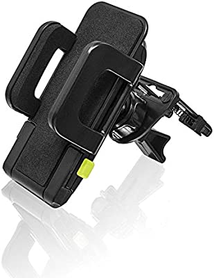 Bracketron Tekgrip Universal Smartphone Car Air Vent Mount Phone Holder Hands Free Compatible Iphone X 8 Plus 7 Se 6s 6 5s 5 Samsung Galaxy S9 S8 S7 S6 S5 Note Google