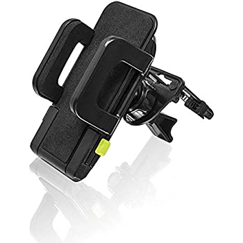 Bracketron TekGrip Universal Smartphone Car Air Vent Mount Phone Holder Hands Free Compatible iPhone X 8 Plus 7 SE 6s 6 5s 5 Samsung Galaxy S9 S8 S7 S6 S5 ...