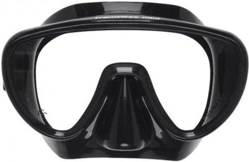 Scubapro Mini Frameless Mask (Black)