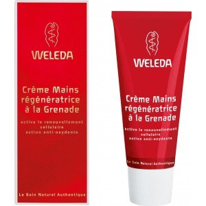 Weleda Pomegranate Hand Cream - 4