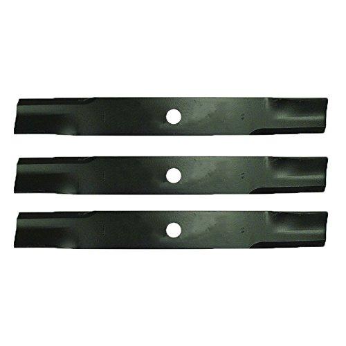 3 Pack of Hi-Lift Blades for John Deere 400-455, 6 big image