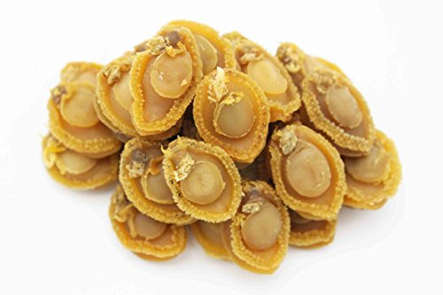 Dried Seafood Dried mini-sized Dalian Abalone 袖珍小鮑魚 Free International Airmail (Meat Gifts By Mail)