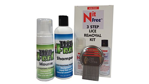 l Natural Lice-Fighting Kit ()