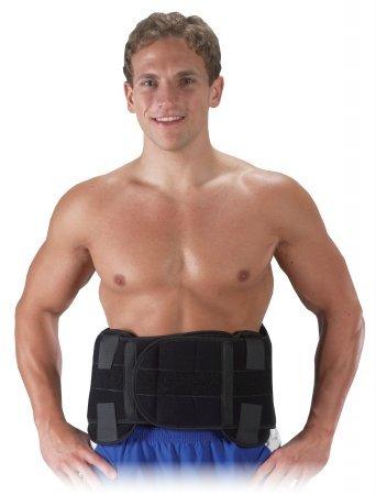 Bilt-Rite Mastex Health Lumbo Protech Extreme Back Support, Black, X-Large by Bilt-Rite Mastex Health