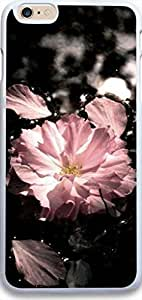 iPhone 6 plus (5.5) fact Case Snap on iPhone 6 plus Back will Cover Skin Slim Fit Protective Pink teenage flower Being 2