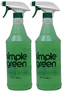 Simple Green 32 Ounce. Concentrated All-Purpose Cleaner (Bottle Style May Vary) (2)