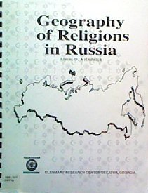 Geography of Religions in Russia