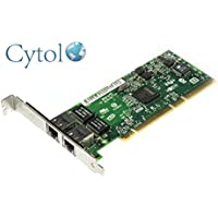 Cytol Compatible Intel PWLA8492MT PRO/1000 MT PCI/PCI-X Dual Port Server Adapter