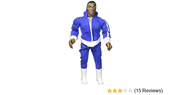 "MIKE Mike Tyson Mysteries 8/"" inch Retro Action Figure Bif Bang Pow 2014"