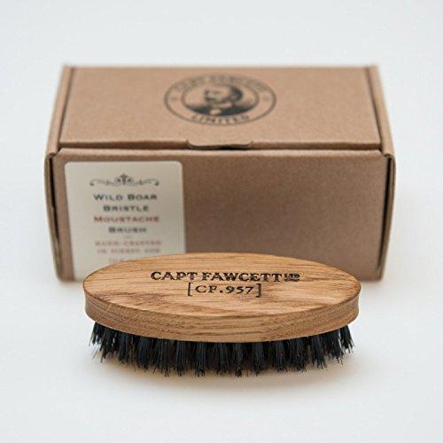 Capt. Fawcett's Moustache Brush Captain Fawcett' s