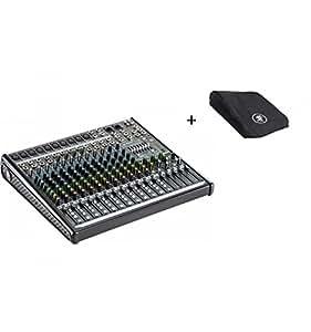 Pack Mackie profx16V2–Mesa de mezclas 16canales con efectos + funda