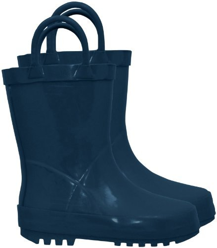 i play Solid Rubber Rain Boots - ()