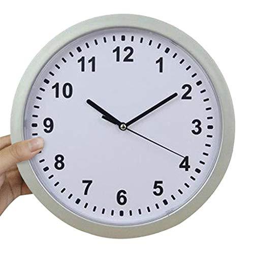 (️ Yu2d ❤️❤️ ️Wall Clock Hidden Safe Clock Safe Secret Safes Hidden Safe Wall Clock for Secret Stash Money Cash)