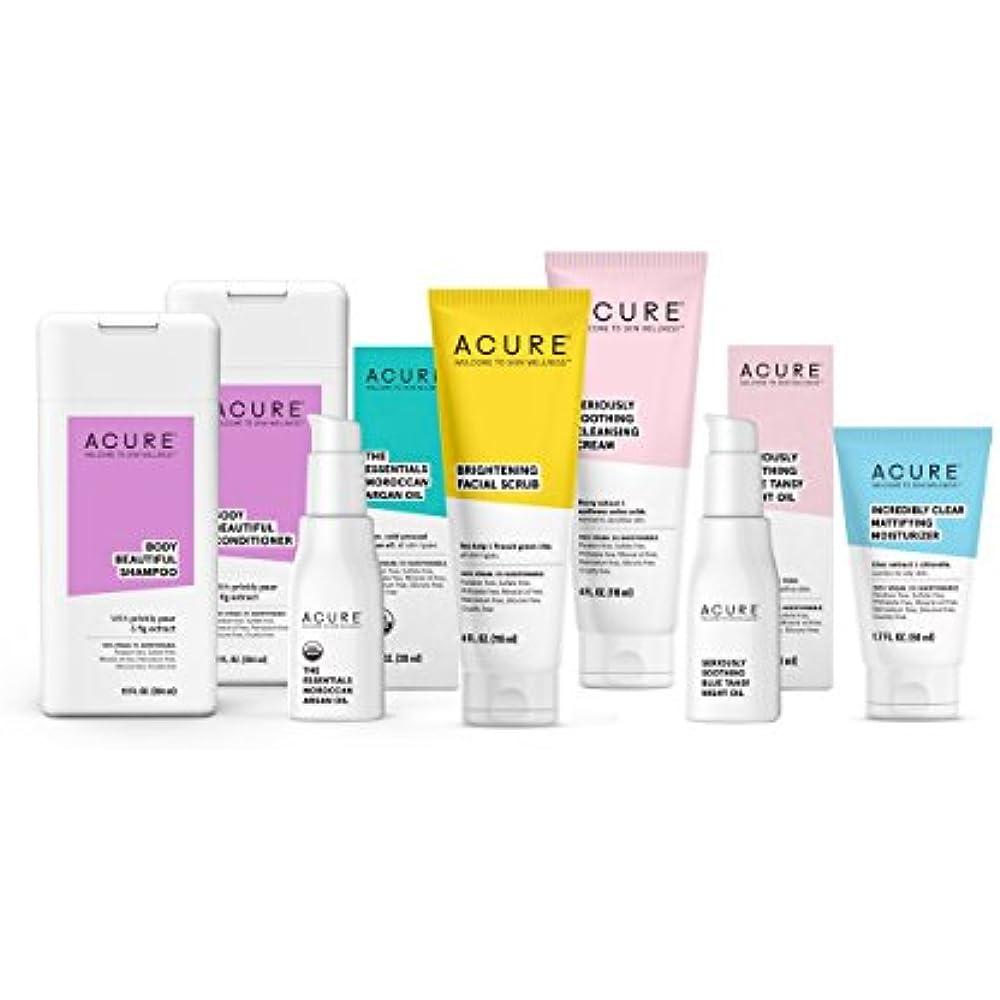 Brightening Facial Scrub, Acure Organics, 4 Oz