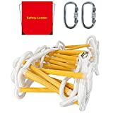 Emergency Fire Escape Ladder Flame Resistant Safety