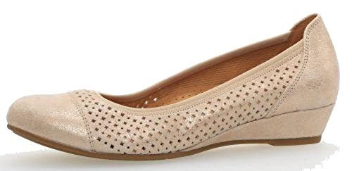 Womens Samara Slip-On Wedge Shoes 82.695.94 Copper 5aC8LU9W6