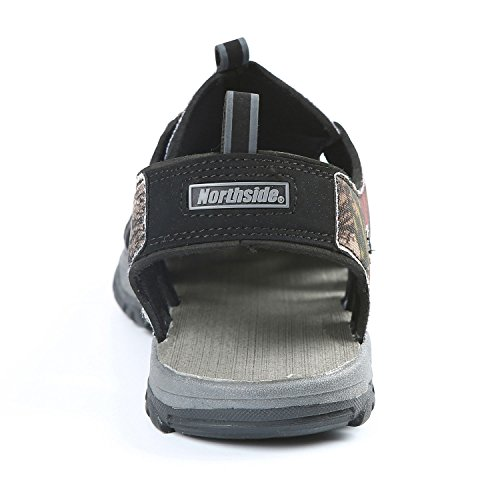 Sandal Brown Burke Northside Camo II Mens Sport Athletic q7UnaSw1