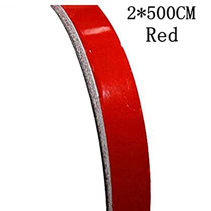 Car Sticker 1cm*5m Reflective Tape Reflect Auto Motorcycle Bicycle Safty Pip