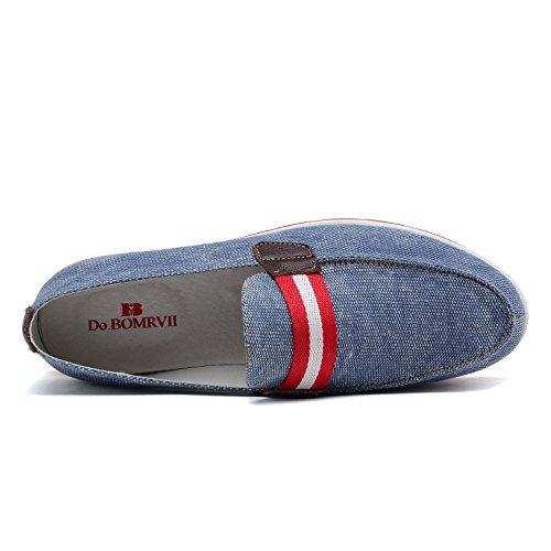 Do. bomrvii Herren-Slip auf, Blau - Himmelblau - Größe: 40