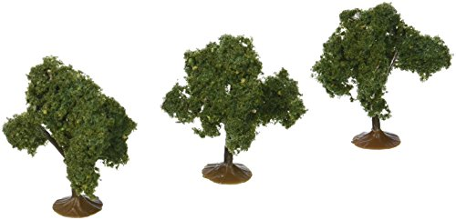 """Simi Creative Products Deciduous Trees 2.25"""" to 2.5"""" 3/Pkg-"""