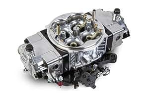Holley 0-80803BK Ultra HP 750 CFM Aluminum Shiny 4150 Carburetor with Billet