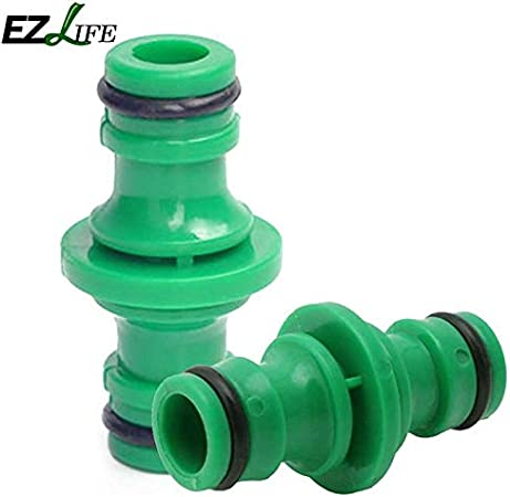 """10Pcs One Way 1//2/"""" Garden Hose Pipe Water Connector Joiner Quick Fix Coupler New"""