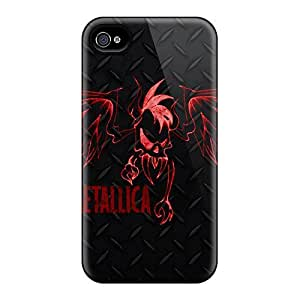 New Luoxunmobile333 Super Strong Metallica Skull Cases Covers For Iphone 6plus