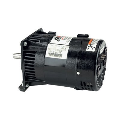 (NorthStar Belt-Driven Generator Head - 2900 Surge Watts, 2600 Rated Watts, 5 HP Required)