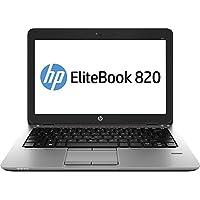 HP J8V15UA EliteBook 820 G1 12.5 inch LED Notebook - Intel Core i5 i5-4210U Dual-core (2 Core) 1.70 GHz - 4 GB DDR3L SDRAM RAM - 500 GB HDD - Intel HD