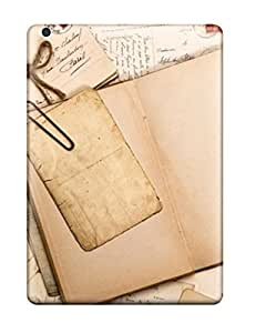 Durable Case For The Ipad Air- Eco-friendly Retail Packaging(love Letters Collections)