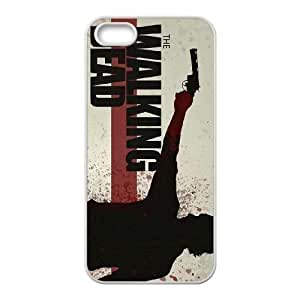 New Fashion Hard Back For Ipod Touch 5 Phone Case Cover with New Printed Walking Dead