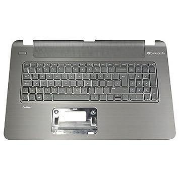 HP 765806-A41 refacción para Notebook Protectora - Componente para Ordenador portátil (Protectora, Belga, Pavilion 17): Amazon.es: Informática