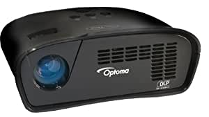 Optoma PT105 75 Lumen, LED Playtime Gaming Projector with HDMI