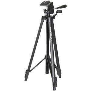 SUNPAK 620-520DLX Tripod for DSLR, Smartphones & GoPro Cameras