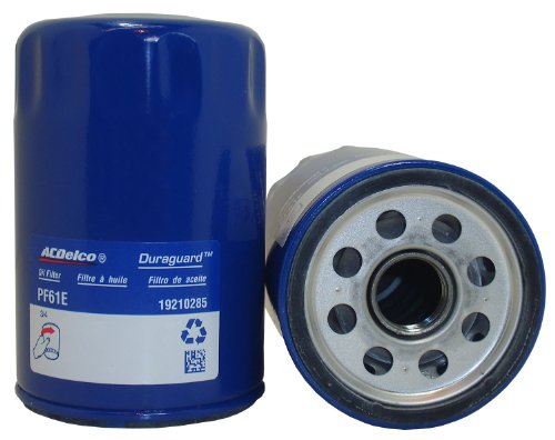 (ACDelco PF61E Professional Engine Oil Filter)