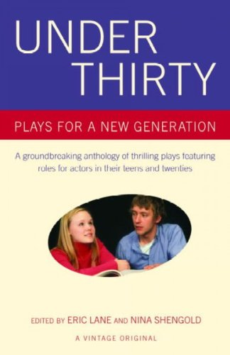 Read Online [(Under Thirty: Plays for a New Generation)] [Author: Eric Lane] published on (October, 2004) ebook