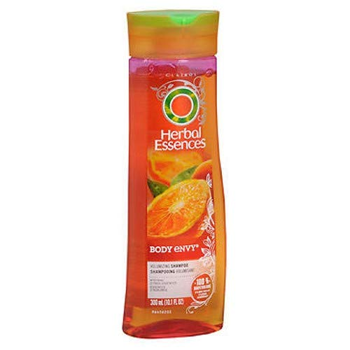 Herbal Essences Body Envy Volumizing Shampoo 10.1 oz (Pack of 3)