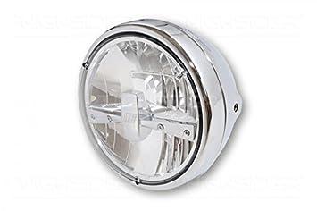 Kellermann 128.600 BL 1000 White 2 glasig Aluminium K/örper schwarz