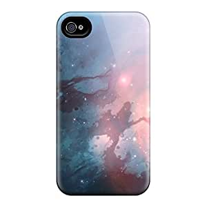 Luoxunmobile333 Cases Covers Protector Specially Made Samsung Galaxy S5 I9600/G9006/G9008 Space Art