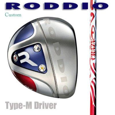 RODDIO ドライバー Type-M シングルB CRAZY SPORTS TYPE A R 10.5°/オレンジ B01BLXYT6A