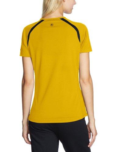 JAKO T-Shirt Classic - Camiseta para bebés negro / amarillo