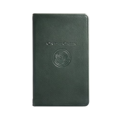 USGA-On-The-Green-Genuine-Calfskin-Leather-3-x-5