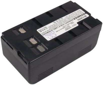 P//N BN-V11U BN-V12 GR-AX270E Battery GR-AX26U GR-AX25U BN-V12U 4200mAh Replacement for JVC GR-AX250 GR-AX255