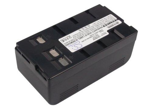ビントロンズ6.0 VバッテリFits to JVC gr-ax100、gr-ax75u、gr-s27、gr-axm310、gr-dvf20、gr-sxm730u +フリーツールセット B00OLMK742