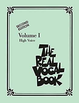The real vocal book volume i songbook high voice 1 kindle the real vocal book volume i songbook high voice 1 by hal fandeluxe Images