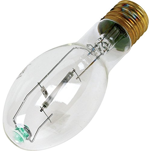 Philips Ceramalux High Pressure Sodium Bulb HID 70W Mogul Base Clear Non-Cycling ED-17 Shape 24000 Average Hour Life - for Use in Open or Enclosed Fixture